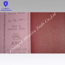 Factory supply abrasive Emery cloth sheet