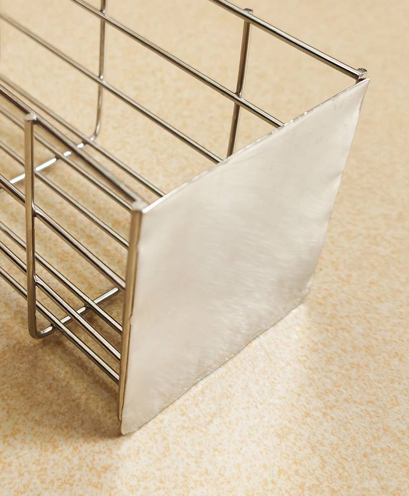 wire baskets for storage wall mount