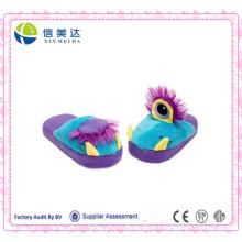 Wholesale Plush Animal Shaped Slipper
