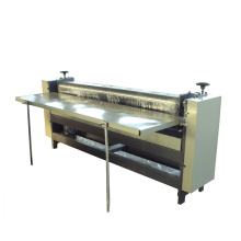 Discount price cardboard paper board pasting machine for cardboard
