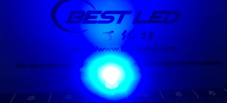 5mm blue LED