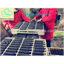 Comprimidos de carvão Shisha de 33mm