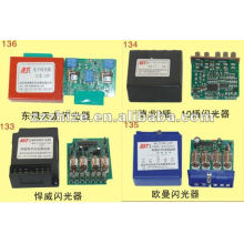 various kinds of auto flasher for Yutong Kinglong bus