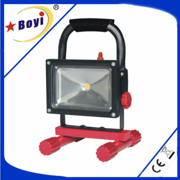 Luz de trabajo LED portátil de alta potencia de 20W, 30W, 40W
