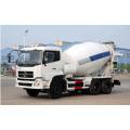Dongfeng 10m³ 6x4 Concrete Mixer Truck DFL5250GJBA