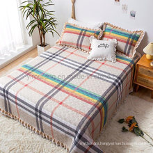 Luxe Hotel Bedspread Cover Twin XL Comforter Set All-Season
