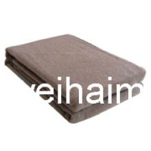 Manta de rescate de refugiados mezclado 20%Wool/80%polyester
