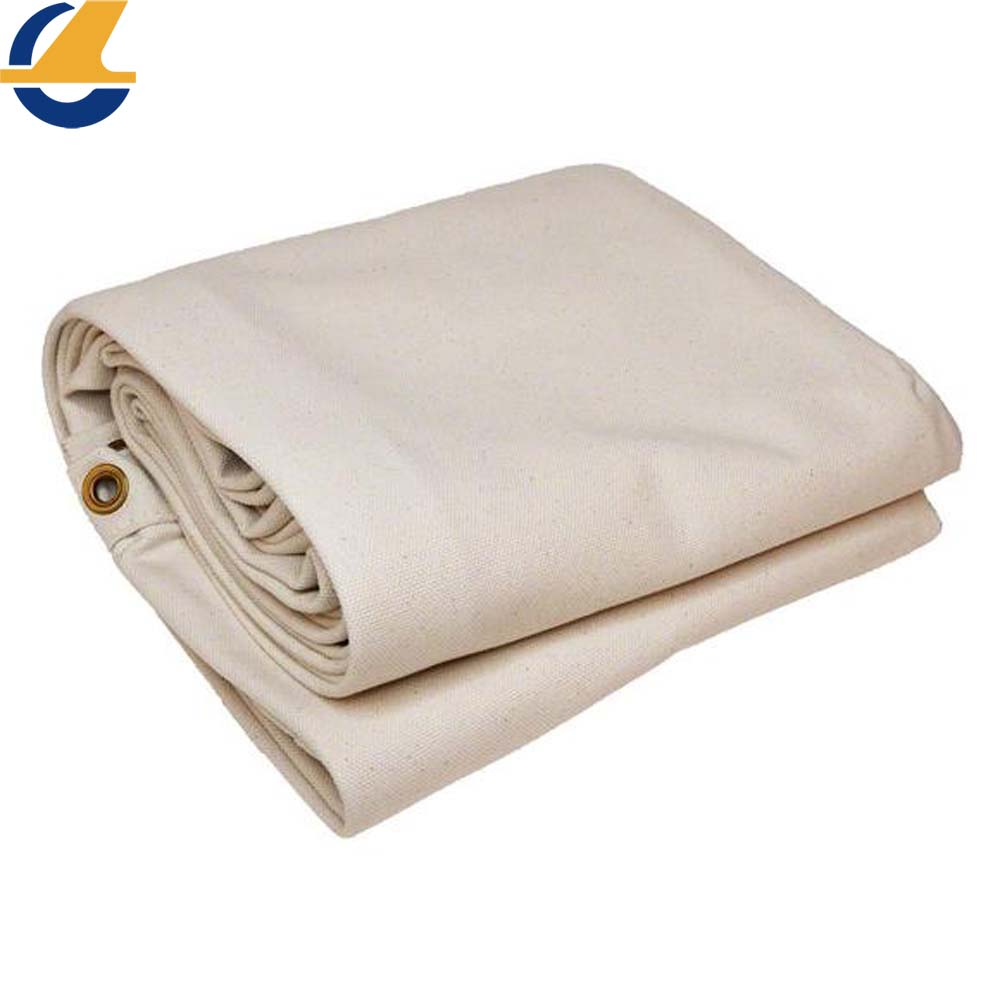 Waterproof Cotton Canvas Tarp