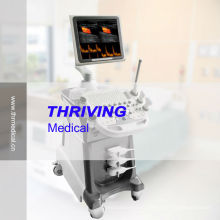 Scanner à ultrasons Doppler couleur 4D