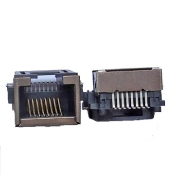 RJ45 8P8C Sumidero en 8.60mm Full Shield
