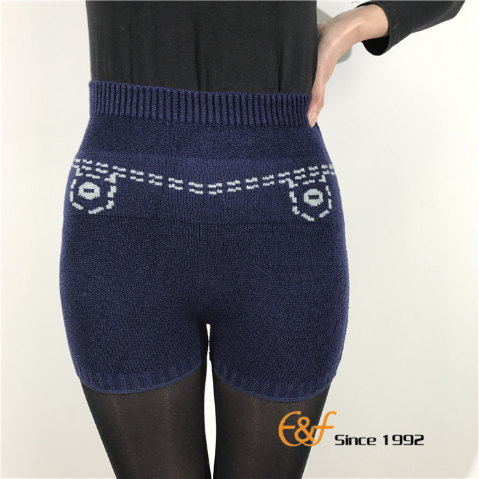 Young Girls Knitted Panties Shorts Dance Shorts