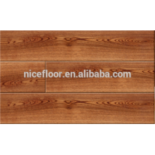 Cinza fina branca Pavimento de madeira dura