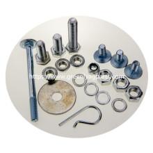 K17111 Tornillos y tuercas, kit de hardware para accionamiento de tolva