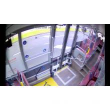Камера видеонаблюдения HD для грузовика, школьного автобуса, фургона