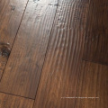 Handscraped ausgeführter amerikanischer Walnuss-Bodenbelag