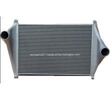 Aftermarkets Aluminum Intercooler for Trucks