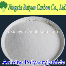 Anion Polymer Powder Anionic Polyacrylamide Flocculant for Water treatment