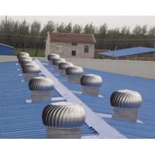 Évent de toit naturel de Turbo puissance non