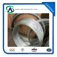 Direct Factory Selling Hot-Dipped Zinc Plated Galvanize Wire for Made in China