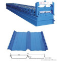 Chapas de junção-escondido Perfiladeira máquina telhadura Joint-escondido máquina telhado painel máquina folha de decisões