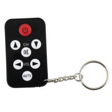 TV Mini Keychain com bateria Controle remoto universal para Philips para Sony para Panasonic para Toshiba Frete grátis
