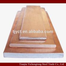 Placa de folha de cobre de cátodos