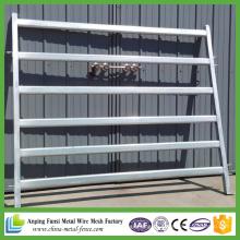 Livestock Supplies Galvanized Steel Usado Cattle Panels