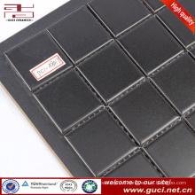 hot sale product black swimming pool design tile ceramic mosaic tile