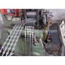 Schutznetz Concertina Sicherheit BTO-22 Stacheldraht Stacheldraht zum Verkauf