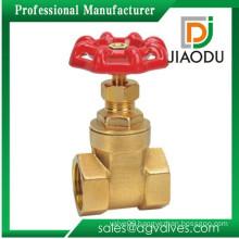 Top level hot-sale 200 wog brass manual gate valve