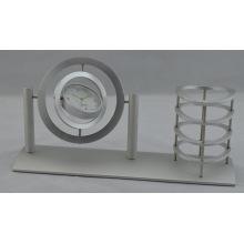 Aluminium Gift Table Clock (DZ39)