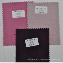 100% erdos Kaschmir Stoff rosa lila Farbe für Frauen