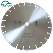 Laser Welded Circular Diamond Saw Blade Cutting Tool (JL-LWDB)