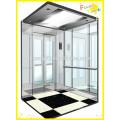 Ascenseur à passagers à faible coût avec petite salle de machines