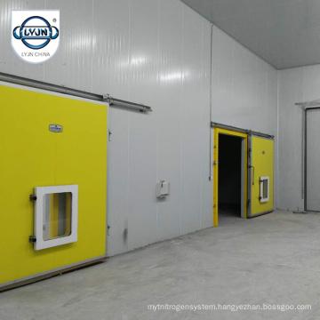 2017 New Hot Sales CA Cold Storage Room With Atmosphere Control System By Tianjin OEM China With ISO9001