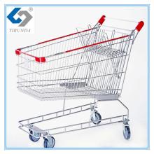 212L Австралии тележка для супермаркета с большой емкостью