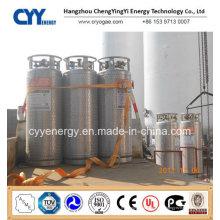 GOST-zugelassener industrieller Flüssigsauerstoff-Stickstoff-Argon-Dewar-Zylinder