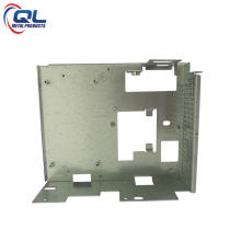 Sheet Metal Parts Fabrication with Cutting/Bending