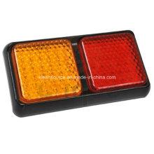 Luz de la cola de la parada del LED para el carro / el acoplado