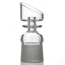 Noyau de quartz Domeless pour fumeur fumeur avec angles féminins (ES-QZ-011)