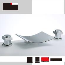 Haijun China Proveedor cUpc Bañera Contemporánea Lavabo De Latón Grifo De Agua