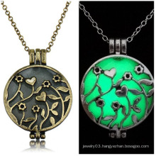 High Quality Essential Oil Necklace Women Big Fashion jewelry Necklace
