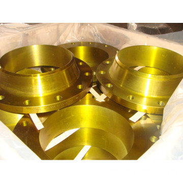 W.Nr 2.4663 pipe fitting weld neck flange