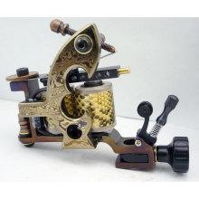 Beste Qualität Damaskus-Stahl Tattoo Maschine