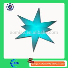 Estrella inflable inflable de la estrella inflable de la iluminación del producto de la iluminación para la venta