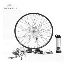 Parte superior 36V 350W traseiro ou kit de convenção de bicicleta elétrica de motor de cubo de roda dianteira for sale
