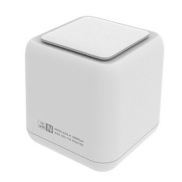 Touch link N300 Smart Wifi Router, unique design mini wireless router one touch link without password