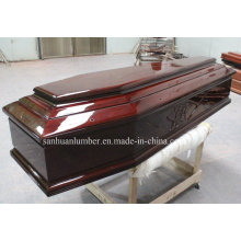Евро стиль деревянной шкатулке & гробы / высокий валовой шкатулка & гробы