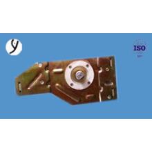 un interruptor de aislamiento de la puerta (630)
