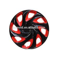 Diseño atractivo modificado para requisitos particulares Ronda Socket Mold Wheel Cover Mold